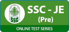 SSC JE 2018 Online Test Series