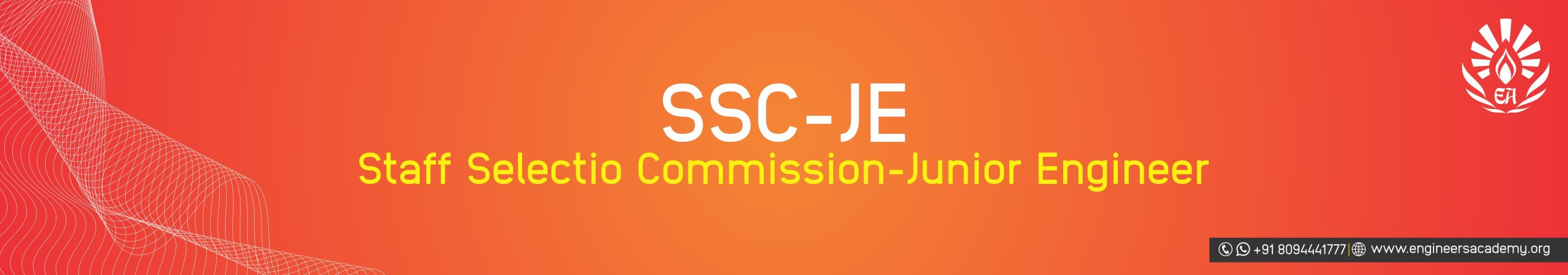 SSC JE Syllabus | Indicative Syllabus for SSC JEn 2019-20